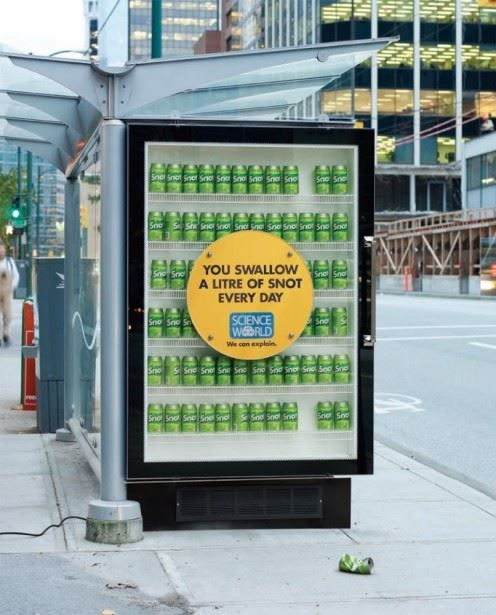 This Science Museum's Engaging Ad Campaign Will Have You Asking For An Explanation
