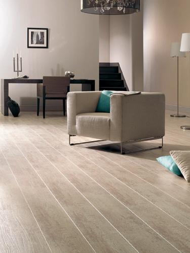 White Oak floors = love.