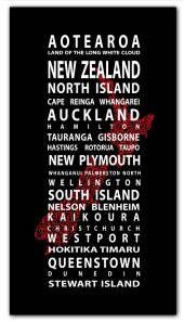 New Zealand Canvas