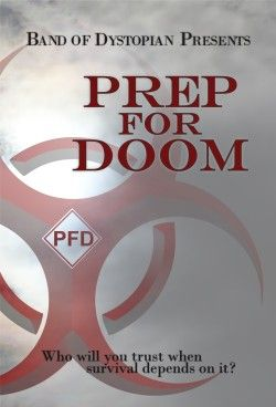 http://bookbarbarian.com/prep-for-doom-by-er-arroyoband-of-dystopian/ From the imaginations of twenty authors of dystopian and post-apocalyptic fiction comes PREP FOR DOOM - an integrated collection of short stories that tell the tale of a single catastrophe as experienced by many characters, some of whom will cross paths.  What begins with a seemingly innocuous traffic accident soon spirals into a global pandemic. The release of Airborne Viral Hemorrhagic Fever upon New Yo