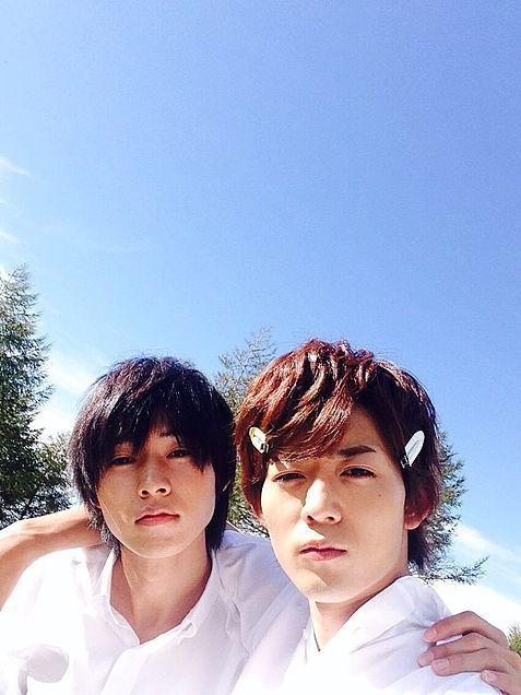 Ryo Ryusei x Kento Yamazaki [MV, orange ver, Dec/06/15] https://www.youtube.com/watch?v=nwhkIfS8b6E&feature=youtu.be Kobukuro -- Mirai (Future), orange theme song, Kento Yamazaki x Tao Tsuchiya, Release: 12/12/15