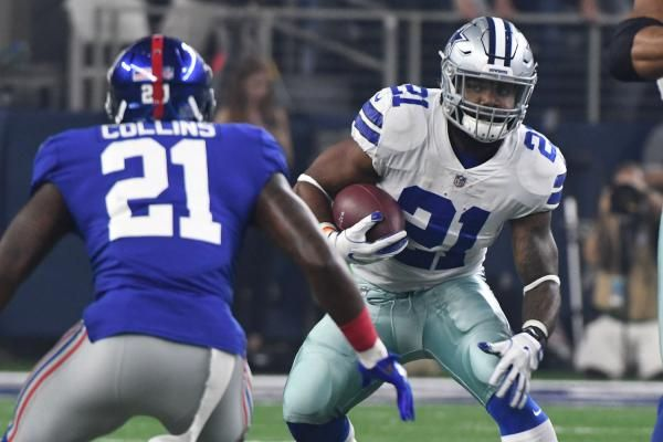 A U.S. District Court judge in Texas denied the NFL's appeal for a stay of the preliminary injunction granted to Dallas Cowboys running…