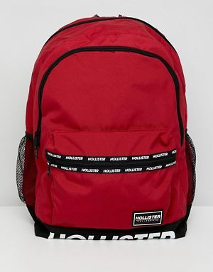 fe68c328edc5 Hollister backpack