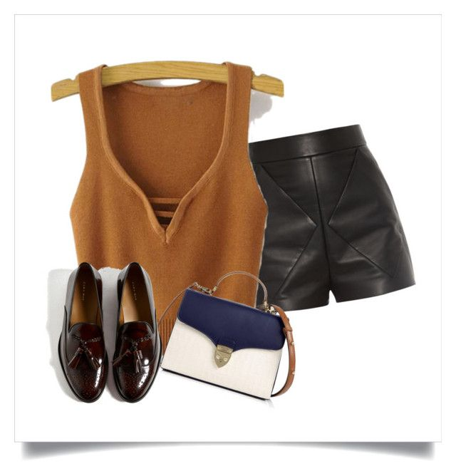 """""""Automnal chic"""" by missrorodu46 on Polyvore featuring mode, Balenciaga et Aspinal of London"""