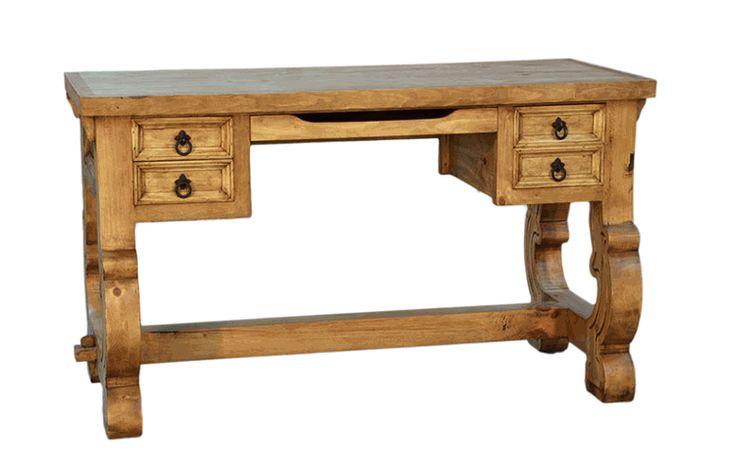 Desk Rustic Mexican Furniture