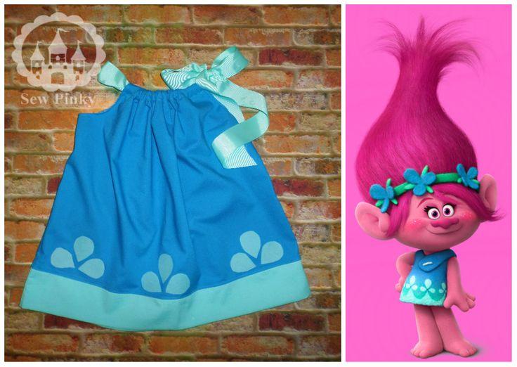 Princesa vestido de amapola vestido amapola amapola Troll