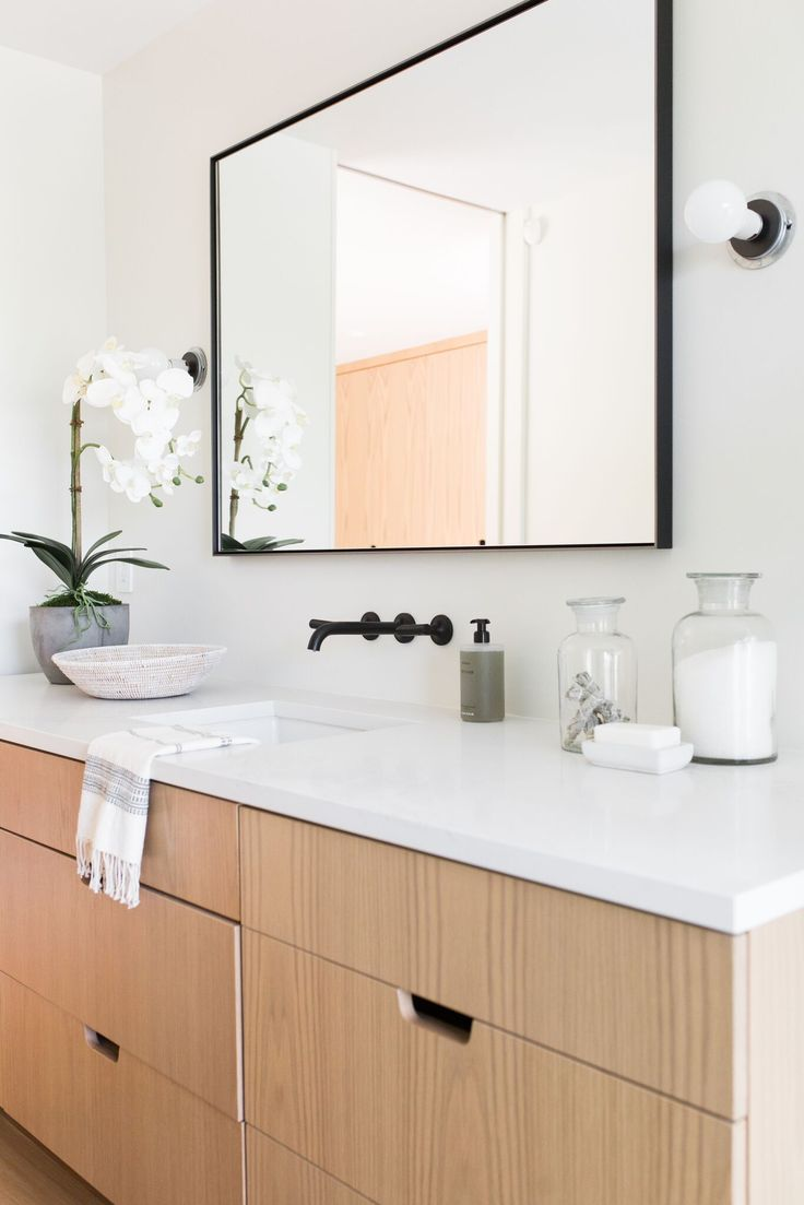 Weave pattern honed in a mesh on unfinished furniture bathroom vanity - 460 Best House Project Bathrooms Images On Pinterest House Projects Bathroom Ideas And Basins