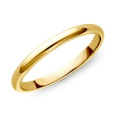 Classic Wedding Ring in 18k Yellow Gold (2mm)      http://www.bluenile.com/wedding-rings/womens-wedding-rings?track=image=17388