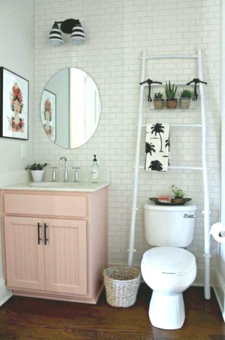 Modern Small Bathroom Decor Ideas On A Budget 26 Gurudecor Com Small Apartment Bathroom Small Bathroom Decor Bathroom Decor Apartment