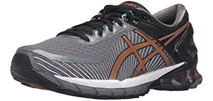 Shoes for high arches, Asics gel kinsei