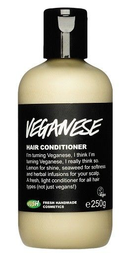 Veganese Balsam fra Lush
