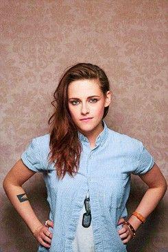 Kristen Stewart Portraits LA Times - Camp X-Ray (Sundance)