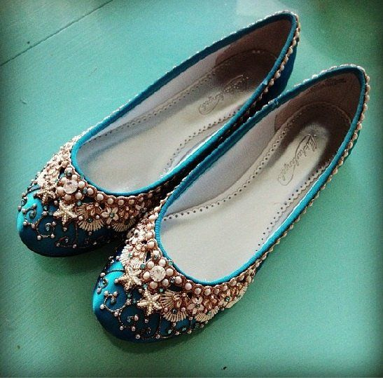 Pictures Of Flat Wedding Shoes