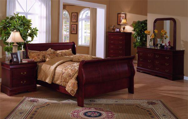 Stilvolle Schlafzimmer Möbel Sets Solid Holz High End