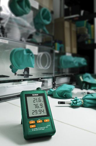 Extech SD700 Pressure/Humidity/Temperature Data Logger
