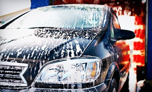$24 for Three Ultimate Express Car Washes at Fred's Car Wash ($50.97 Value)