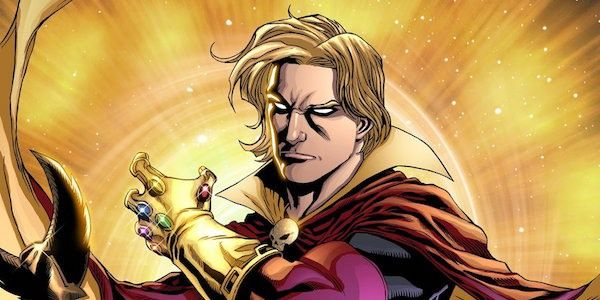 Check Out This Close Look At Adam Warlock's Cocoon #FansnStars
