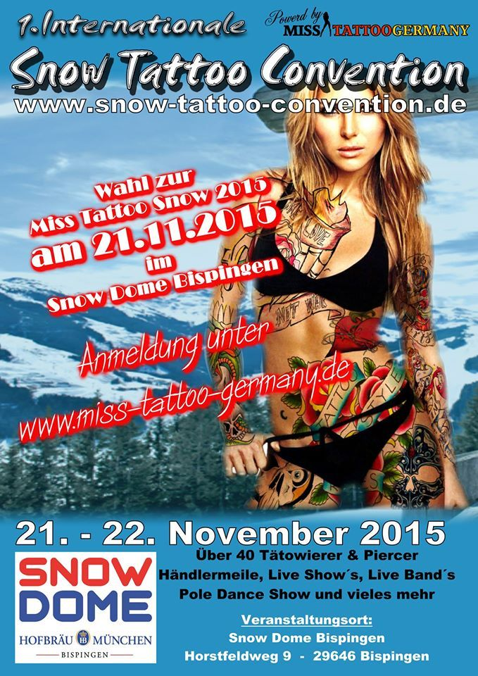 Aftermovie - Snow Tattoo Convention 2015, Bispingen » Netzwerknord