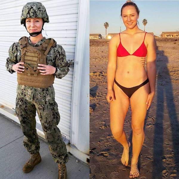 Beautiful Israeli Women Soldiers Part 1 | Military women
