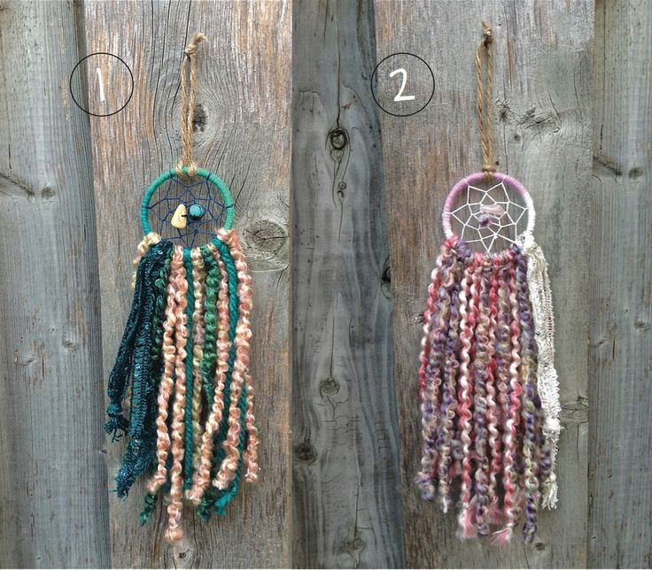 Festival Minis // Dream Catchers by NSKHandCraftedDesign on Etsy