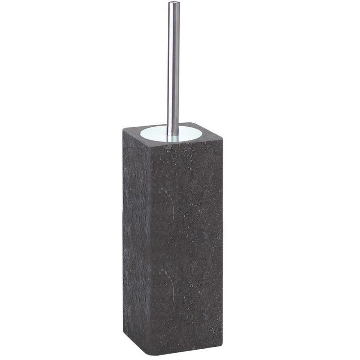 Toalettborste SKRIBA av marmor - Designade Badrums Accessoarer Online
