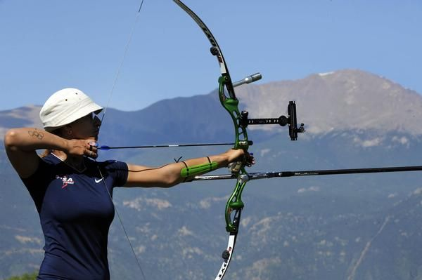 """Archers at U.S. Olympic Trials happy """"The Hunger Games"""" has made sport so popular"""