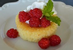 Pound Cake - Rich and butter, pound cake is delicious with coffee or tea, topped with fresh berries, or cubed for trifle. This version is made in your #slowcooker; no oven needed. #recipe #slowcookerrecipes #rvlife #tinyhouse #tinykitchen #meatless