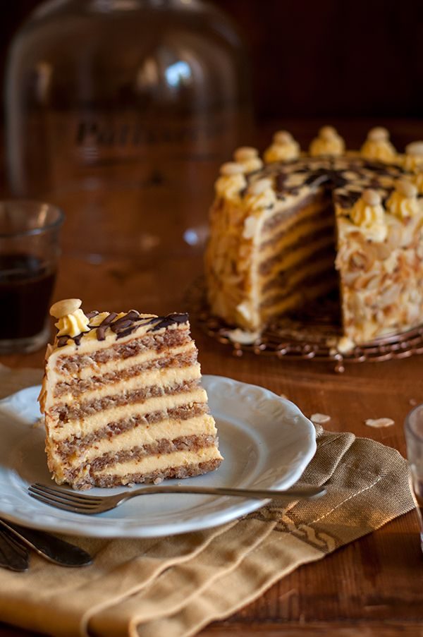 Eszterházy-torta