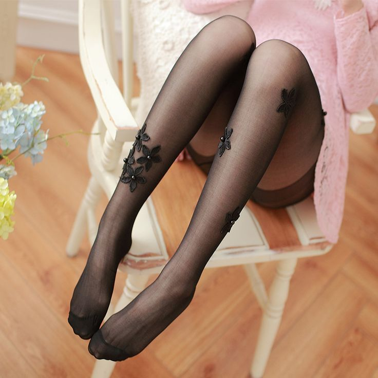Handmade pearl flowers sexy stockings Spring and autumn personality cute girl legs pantyhose #Pantyhose legs http://www.ku-ki-shop.com/shop/pantyhose-legs/handmade-pearl-flowers-sexy-stockings-spring-and-autumn-personality-cute-girl-legs-pantyhose/