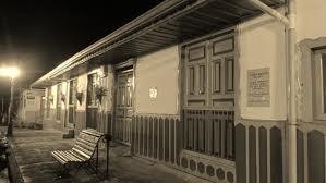 Calle Real en Salento Quindío, Colombia