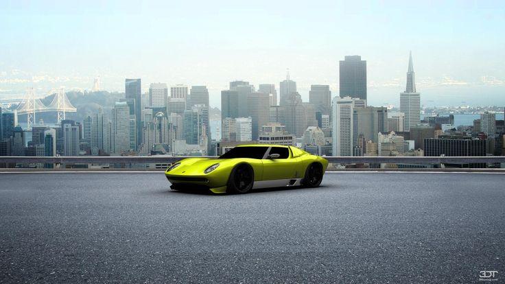 Checkout my tuning #Lamborghini #MiuraConcept 2006 at 3DTuning #3dtuning #tuning