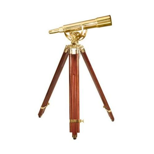 Barska Anchormaster 20-60x60mm Refractor Telescope with Mahogany Tripod - AA1112