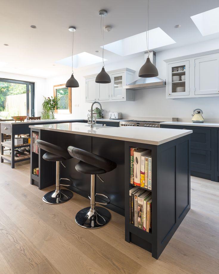 30 best colourful kitchens images on pinterest | shaker kitchen