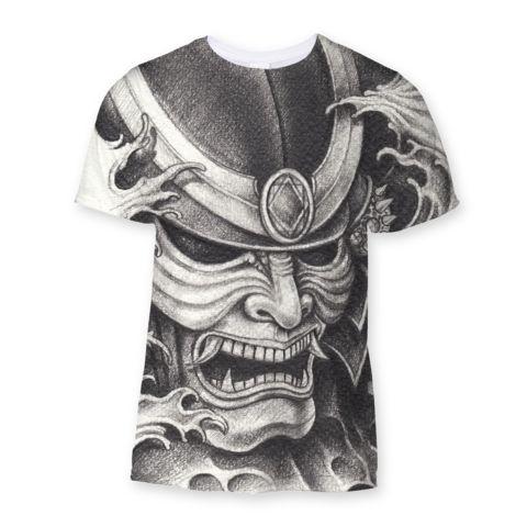 Samurai Sublimation T-Shirt