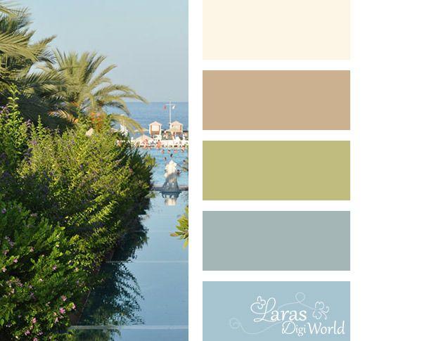Lara´s Digi World - Digital Scrapbooking Designs: Color Inspiration