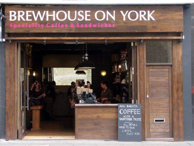 Brewhouse on York