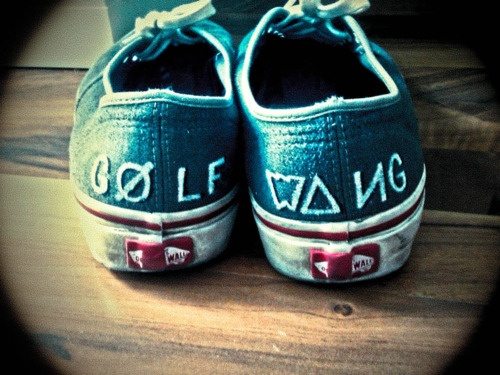 Vans Golf Wang Shoes