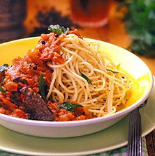 Παραδοσιακό φαγητό των Μικρών Κυκλάδων και ιδιαίτερα της Σχοινούσας και της Αμοργού. Φτιάχνετε συνήθως το καλοκαίρι και κυρίως στην Γιορτή της Παναγίας στις 15 Αυγούστου