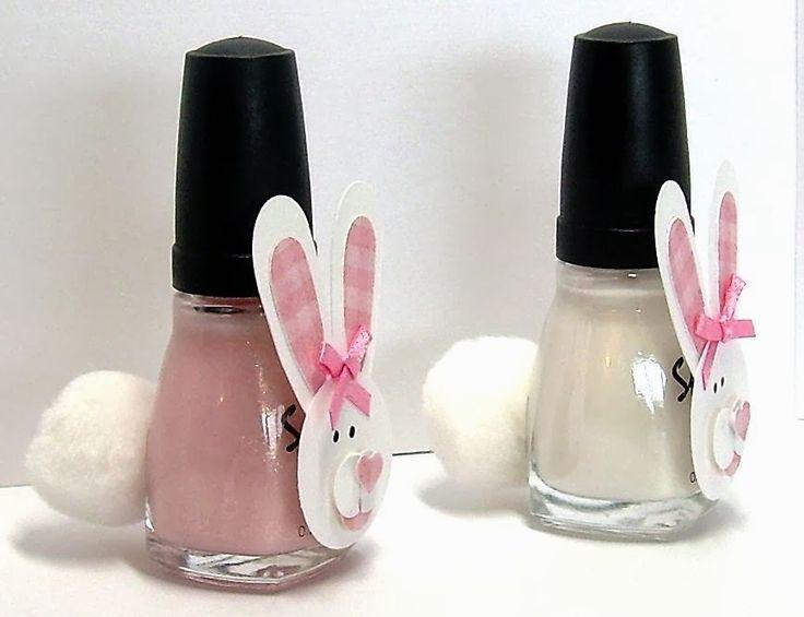The 25 best easter gift ideas on pinterest bunny bags diy gift nail polish bunnies non chocolate gift idea halloween teacher giftseaster craftseaster ideaseaster gifts for kidsdiy negle Choice Image