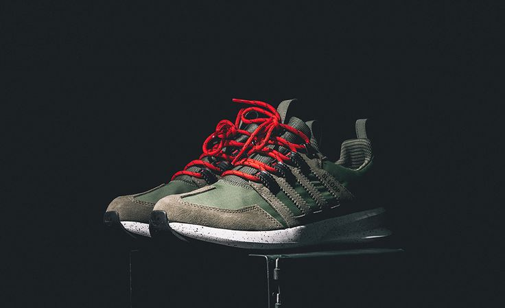 """The olive greens and dusty clays of military pieces have always served as inspiration to mensweardesigners. Now adidas has put an """"Army"""" spin on a pair of SL Loop Runners, and we're already in the..."""