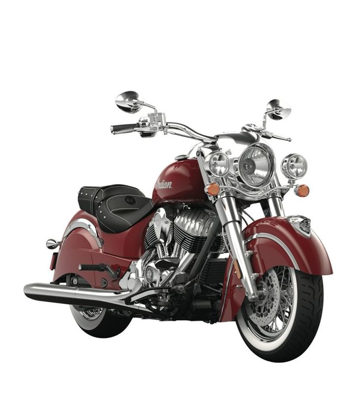 ❦  Classic Indian Red  2014 Indian Chief Classic
