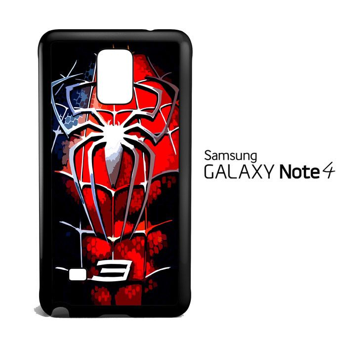 spder man 3 chest R0141 Samsung Galaxy Note 4 Case