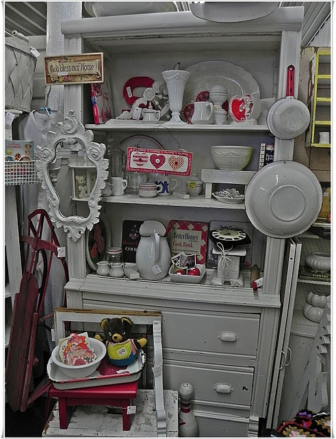 Many Many Items Like These Can Be Found At The Moorhead Antique Mall.