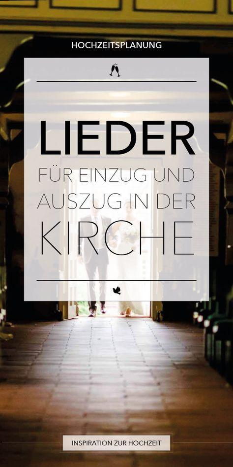 Lieder zum Einzug und Auszug in der Kirche - Hochzeitsfotograf Hamburg Lüneburg Bremen Hannover
