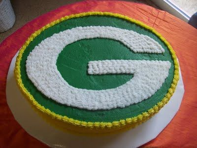Green Bay Packers  Cakes