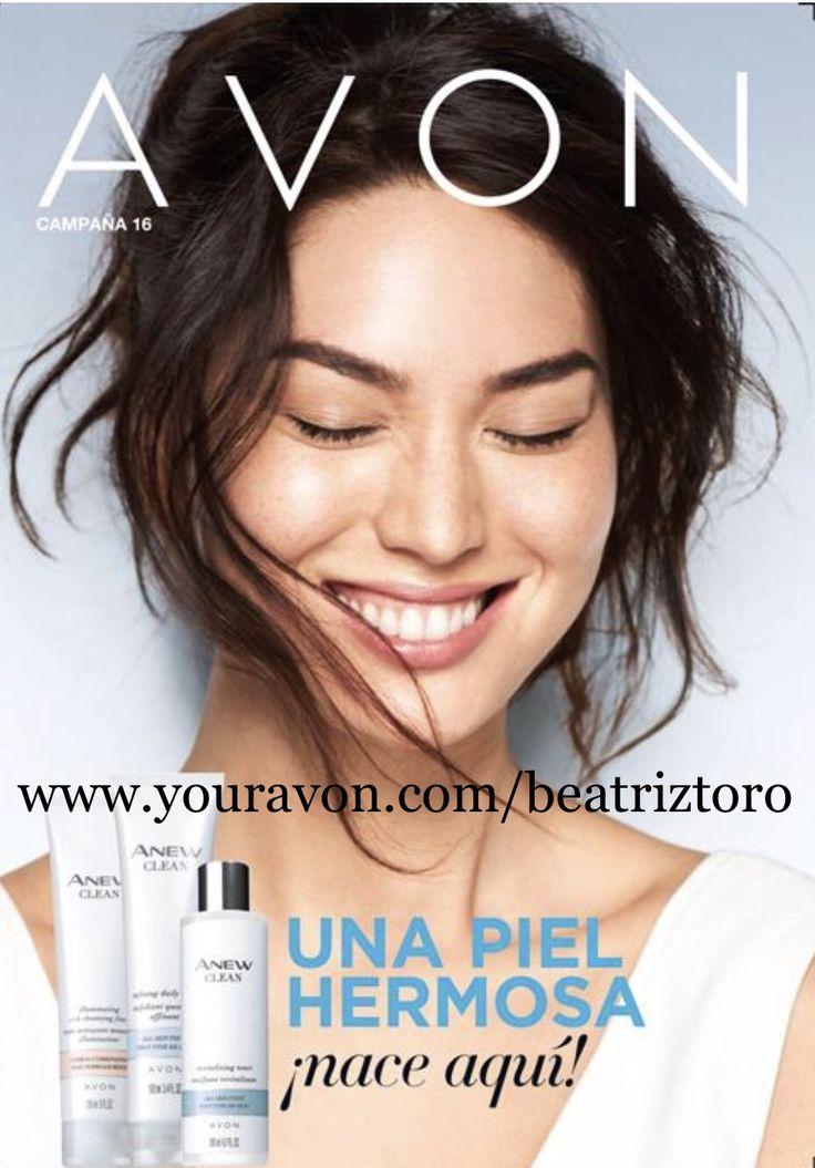 Campaña 16 #Avon Haz tus pedidos ahora 491-516-7977  https://www.avon.com/es/brochure?rep=beatriztoro#/1/201716/es/1
