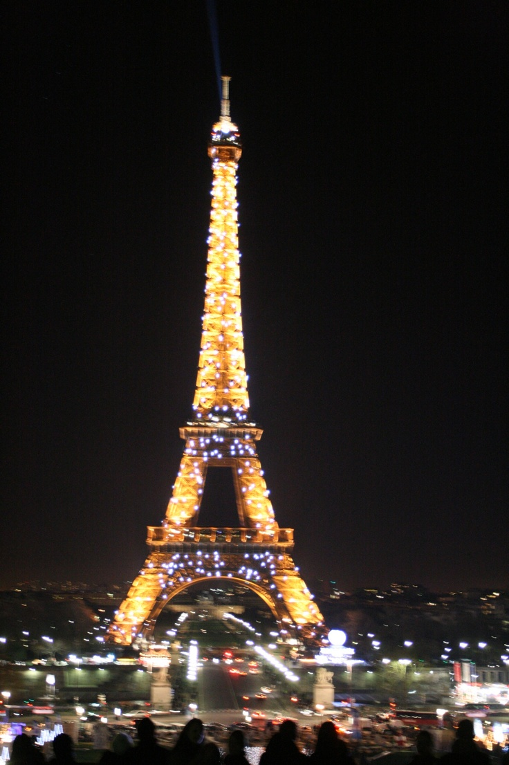 Eiffel, i'm in love..