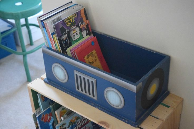car book containers