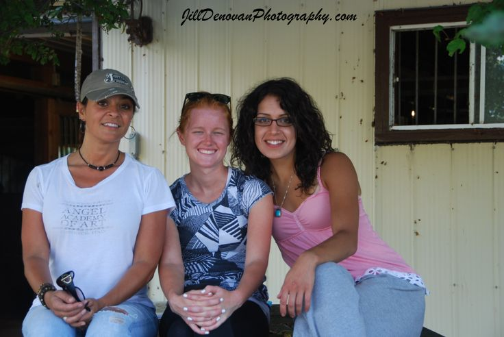 Mena, Alex and Jen - 2011