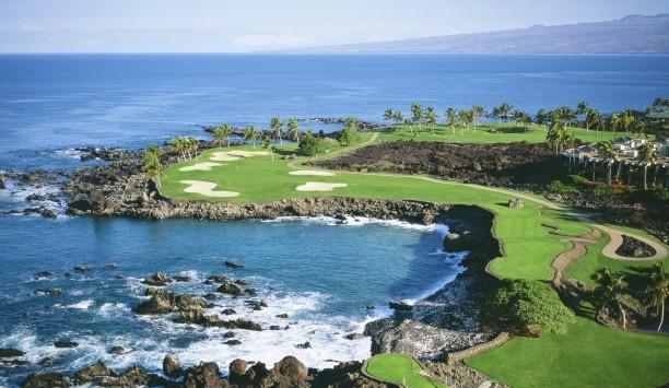 The Mauna Lani Bay Hotel  Kohala Coast, Hawaii